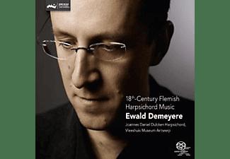 Ewald Demeyere - 18th-Century Flemish Harpsichord Mu  - (CD)