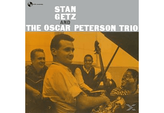 Getz, Stan & Peterson, Oscar Trio - Stan Getz And The Oscar Peterson Trio  - (Vinyl)