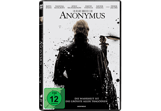 Anonymus DVD