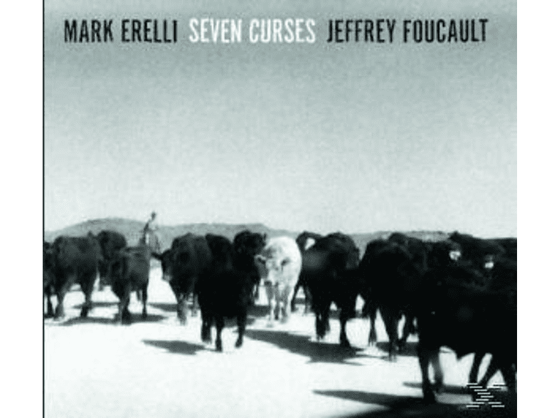 ERELLI,MARK & FOUCALT,JEFFREY - Seven Curses [CD]