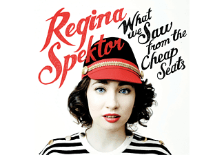 Regina Spektor - What We Saw From The Cheap Seats  - (CD)