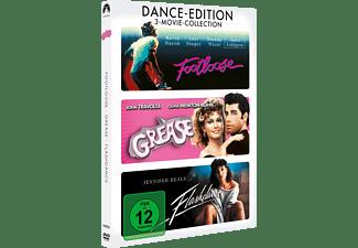 Dance-Edition: Footloose / Grease / Flashdance DVD