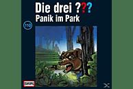Die drei ??? 110: Panik im Park - (CD)