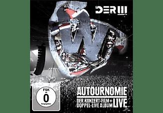Der W - Der W - Autournomie [2 Cds + 2 Dvds]  - (DVD)