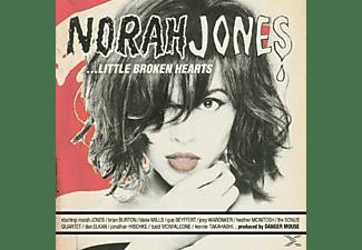 Norah Jones - LITTLE BROKEN HEARTS  - (CD)