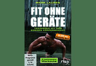 Mark Lauren - Fit ohne Geräte-Trainieren mit dem eigenen Körpergewicht [DVD]