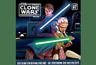 Star Wars - The Clone Wars 02: Der Schatten der Malevolence / Die Zerstörung der Malevolence - (CD)
