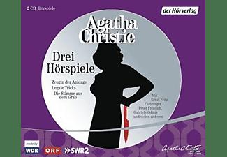 - Drei Hörspiele  - (CD)