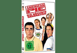 American Pie präsentiert: Die nächste Generation DVD