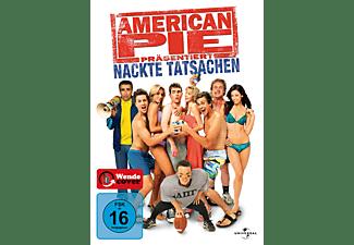 American Pie präsentiert: Nackte Tatsachen DVD