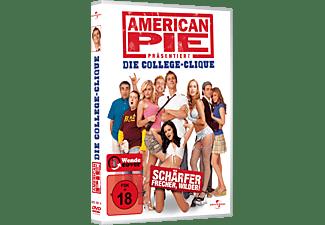 American Pie präsentiert: Die College-Clique DVD