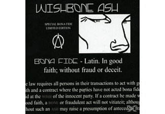 Wishbone Ash - BONA FIDE  - (CD)