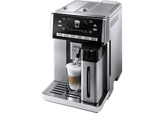 DE LONGHI Kaffeevollautomat PrimaDonna Exclusive ESAM 6900.M.Edelstahl