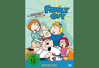 Family Guy - Staffel 2 DVD