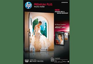 HP Premium Plus Fotopapier glänzend A4 CR672A