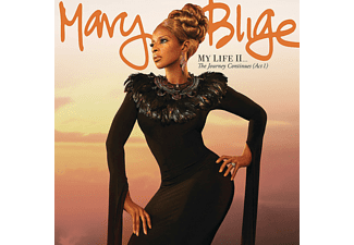 Mary J. Blige - My Life II... The Journey Continues (Act 1) (CD)