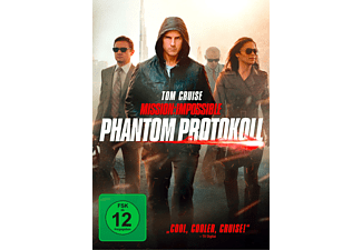 Mission: Impossible 4 – Phantom Protokoll DVD