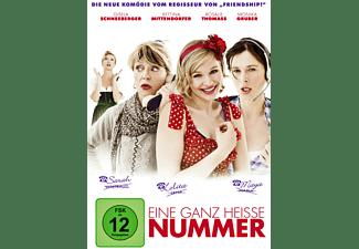 Eine ganz heiße Nummer DVD