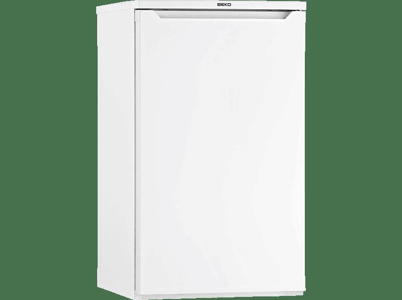 BEKO TS 190020 Kühlschrank (118 kWh/Jahr, A+, 820 mm hoch, Weiß)