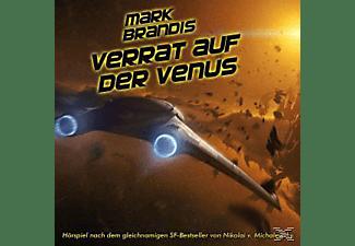 Mark Brandis - Mark Brandis 02: Verrat auf der Venus  - (CD)