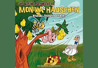 DIE KLEINE SCHNECKE MONIKA HÄUSCHEN - 21: Warum Tanzen Bienen?  - (CD)