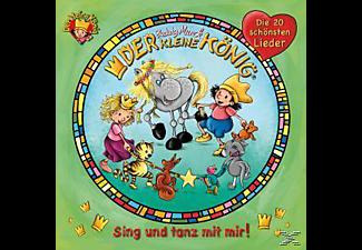Der Kleine König - Sing Und Tanz Mit Mir!-Die 20 Schönsten Lieder  - (CD)