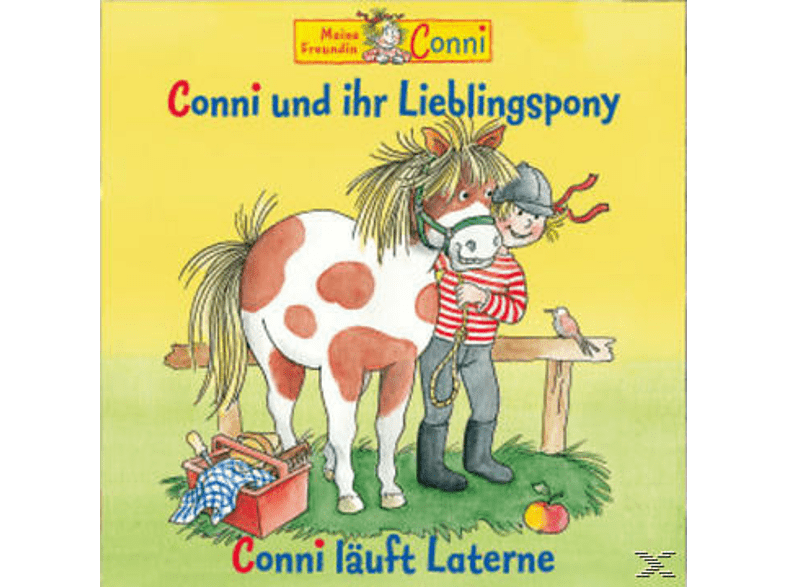Conni 34: Conni und ihr Lieblingspony & Conni läuft Laterne - (CD)