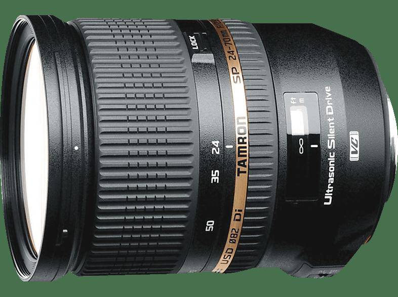 TAMRON SP 24-70mm F/2.8 Di VC USD  für Canon EF-Mount, 24 mm - 70 mm, f/2.8