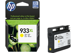 HP 933 XL Yellow Tintenpatrone CN056AE