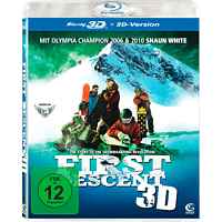 First Descent - The Story of the Snowboarding Revolution (3D) [3D Blu-ray]