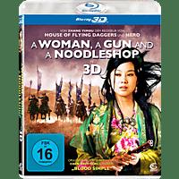 A Woman, a Gun and a Noodleshop [3D Blu-ray]