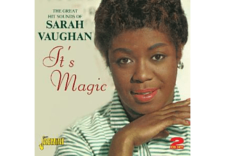 Sarah Vaughan - It's Magic-Great Hit Sounds Of  - (CD)