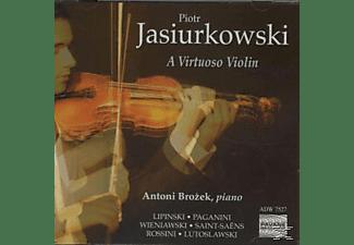 JASIURKOWSKI,PIOTR & BOEZK,ANTONI, Jasiurkowski,Piotr/Brozek,Antoni - Virtuoso Violin  - (CD)