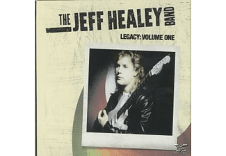 Jeff Healey Band - Legacy Volume One  - (CD + DVD Video)