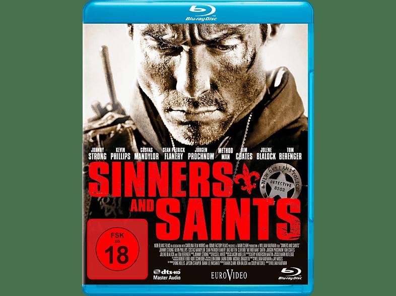 Sinners and Saints [Blu-ray]