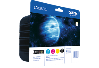 BROTHER LC-1280XLVALBPDR Valuepack farbig