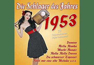 VARIOUS - Die Schlager Des Jahres 1953  - (CD)