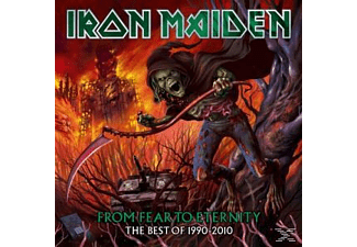 Iron Maiden - FROM FEAR TO ETERNITY - BEST OF [CD]