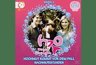 H2O - Plötzlich Meerjungfrau 18: Hochmut kommt vor dem Fall / Nachhilfestunden - (CD)