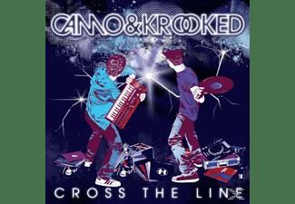 Camo & Krooked - CROSS THE LINE  - (CD)