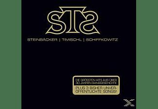 Sts - Die Größten Hits Aus Über 30 Jahren Bandgeschichte  - (CD)