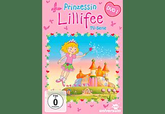 Prinzessin Lillifee Tv Serie-Dvd 1 DVD