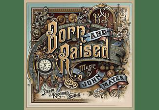 John Mayer - Born And Raised  - (CD)