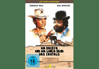 Die rechte und die linke Hand des Teufels (New Digital Remastered) DVD