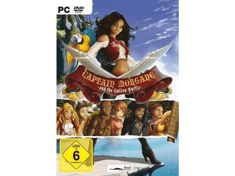 Captain Morgane and the Golden Turtle [PC]