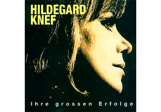 Hildegard Knef - Ihre Grossen Erfolge  - (CD)