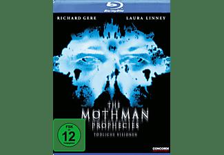 Die Mothman Prophezeiungen - Tödliche Visionen Blu-ray