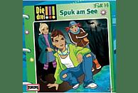 Die drei !!! - Die drei !!! - 014/Spuk am See - (CD)