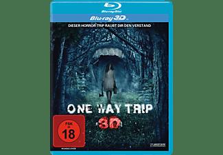 One Way Trip 3D 3D Blu-ray