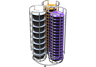 SCANPART Kapselhalter für 48 Stück Tassimo Kapseln